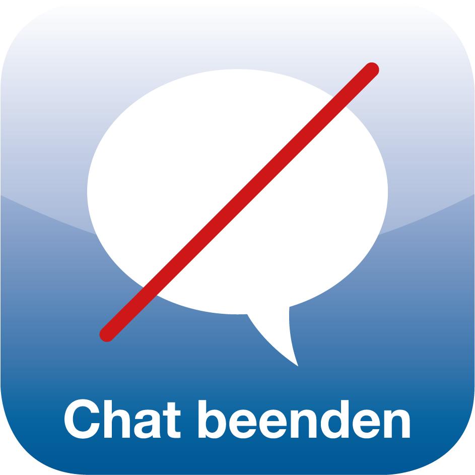 Chat beenden