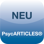Icon Neulizenz PsycARTICLES