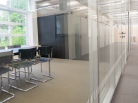 Gruppenarbeitsraum in der Teilbibliothek Medizin