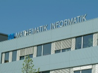 Faculty Building Mathematics & Informatics
