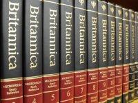 Volumes of the Encyclopaedia Britannica