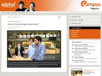 Screenshot Fernsehbeitrag ARDalpha