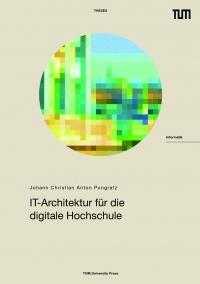 IT-Architektur, Hochschule, Digitalisierung, Technische Universität München, IT-Strategie, IT-Governance, Digitalisierung der Lehre, IT-Sicherheit, Datenschutz, IT-Support, Campusmanagement
