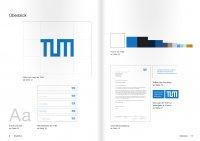 Screenshot of Corporate Design Manual