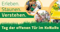 Banner Tag der offenen Tür Straubing KoNoRo