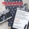 Fotoaktion zur Winterzeit auf Facebook und Instagram
