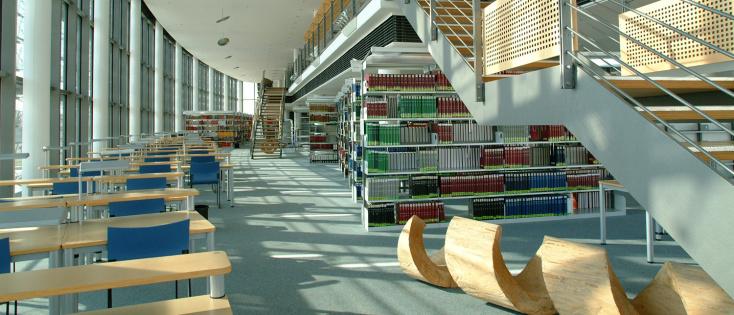 Teibibliothek Maschinenwesen